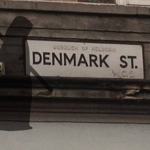 """The Death of Denmark Street"""
