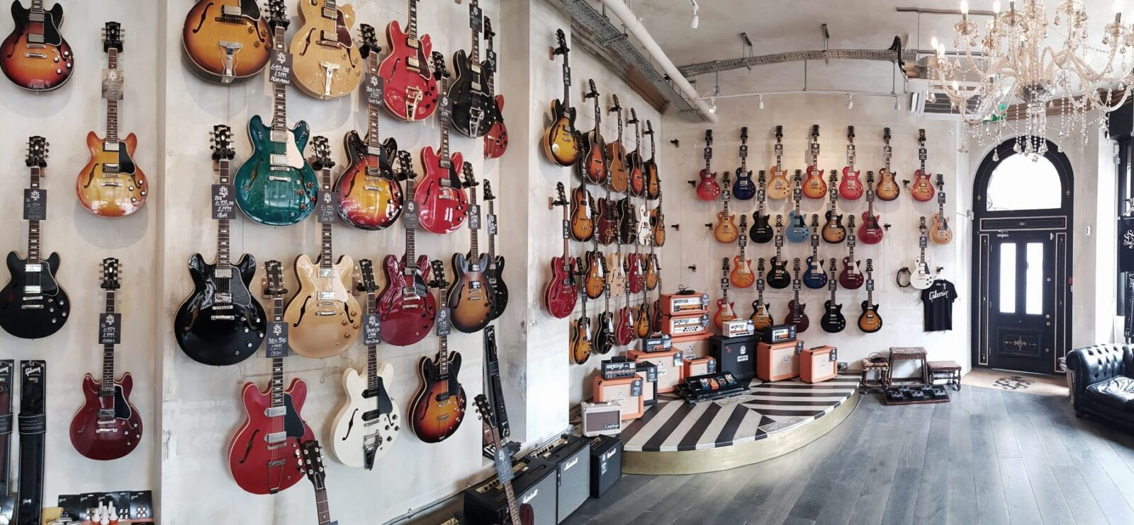 Sixty Sixty Sounds | Guitars and Amplifiers