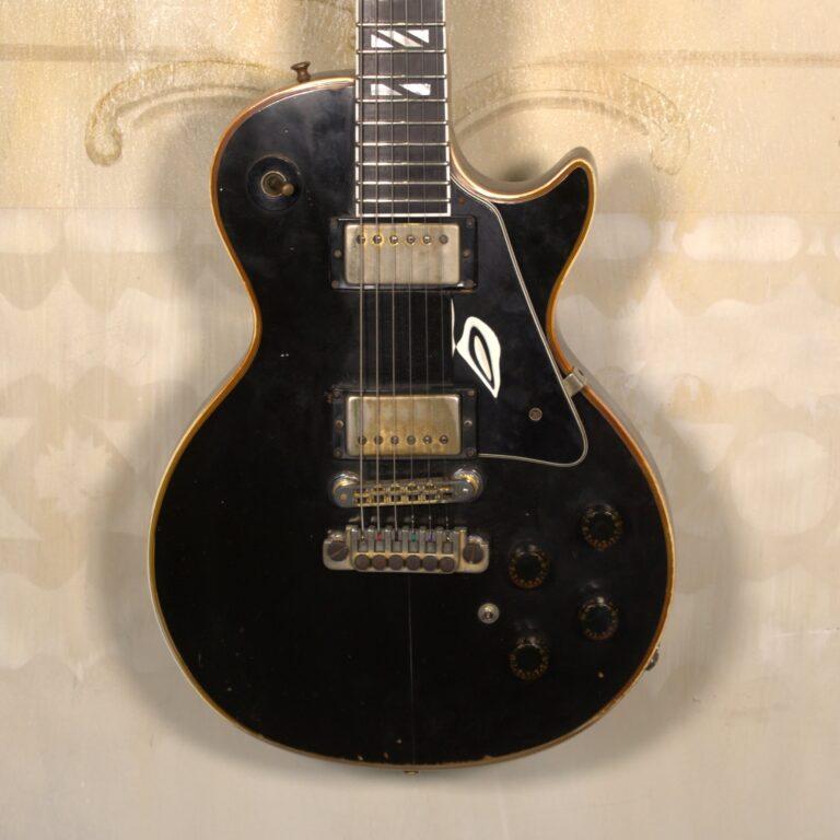 Gibson Les Paul Custom 1979 Ebony