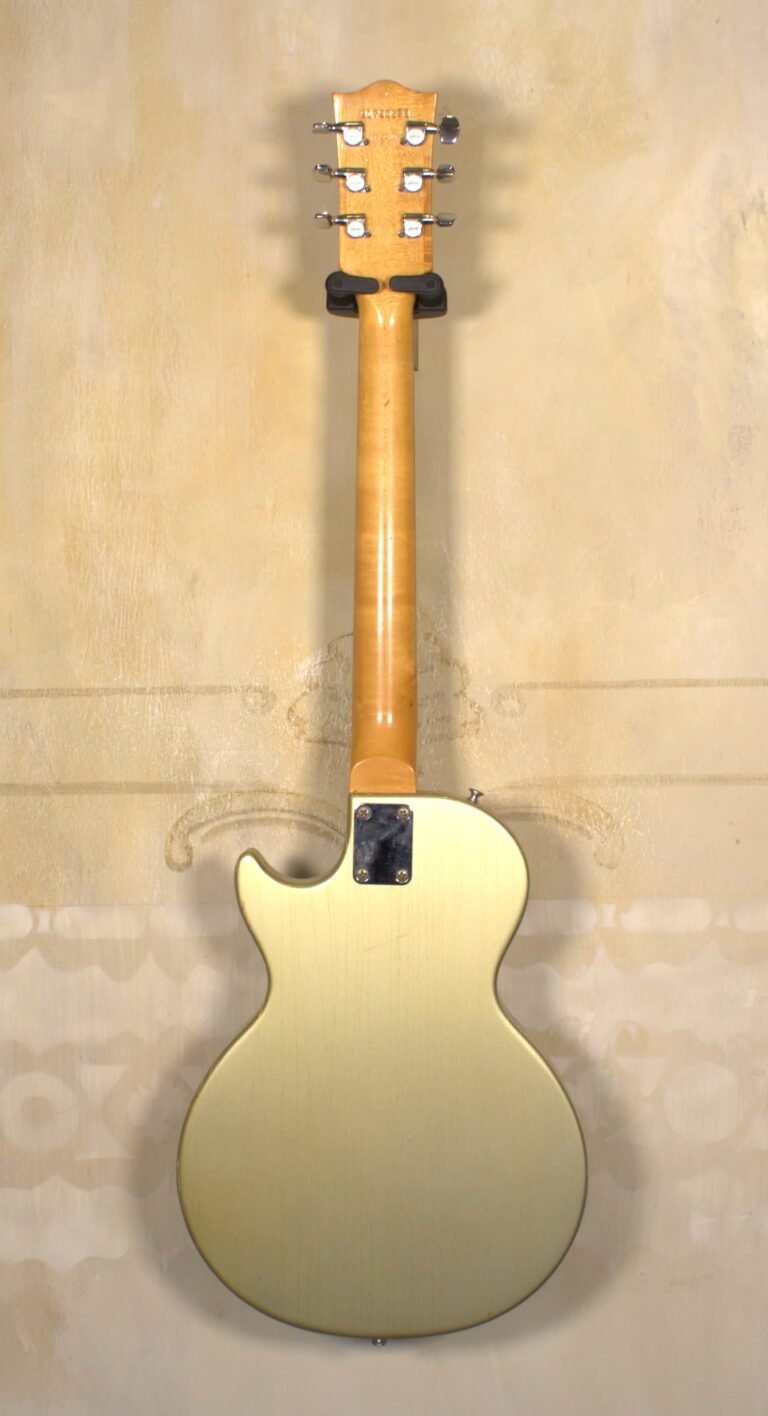 Gibson Challenger Off Gold 1983 S/H