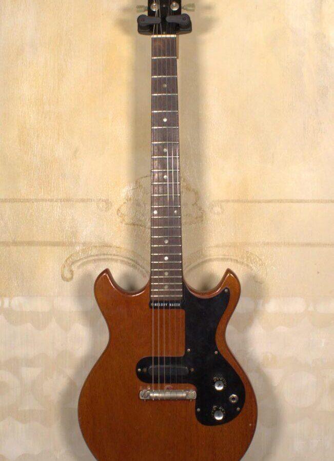 Gibson Melody Maker 1965 Cherry