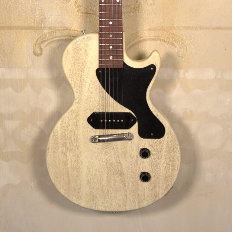 Gibson Les Paul Junior TV White S/H