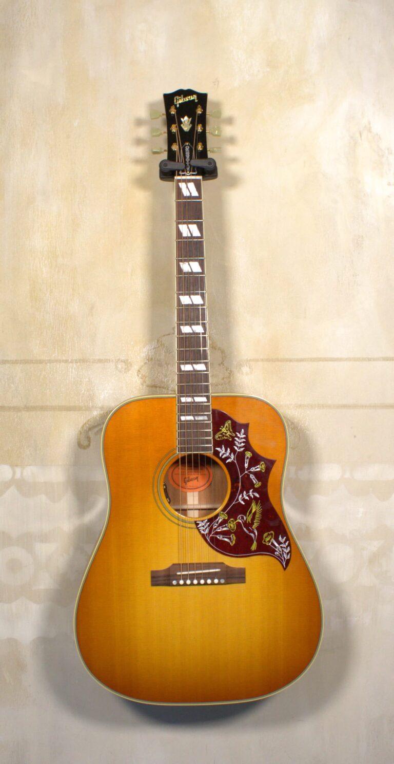 Gibson Hummingbird Original Heritage Cherry