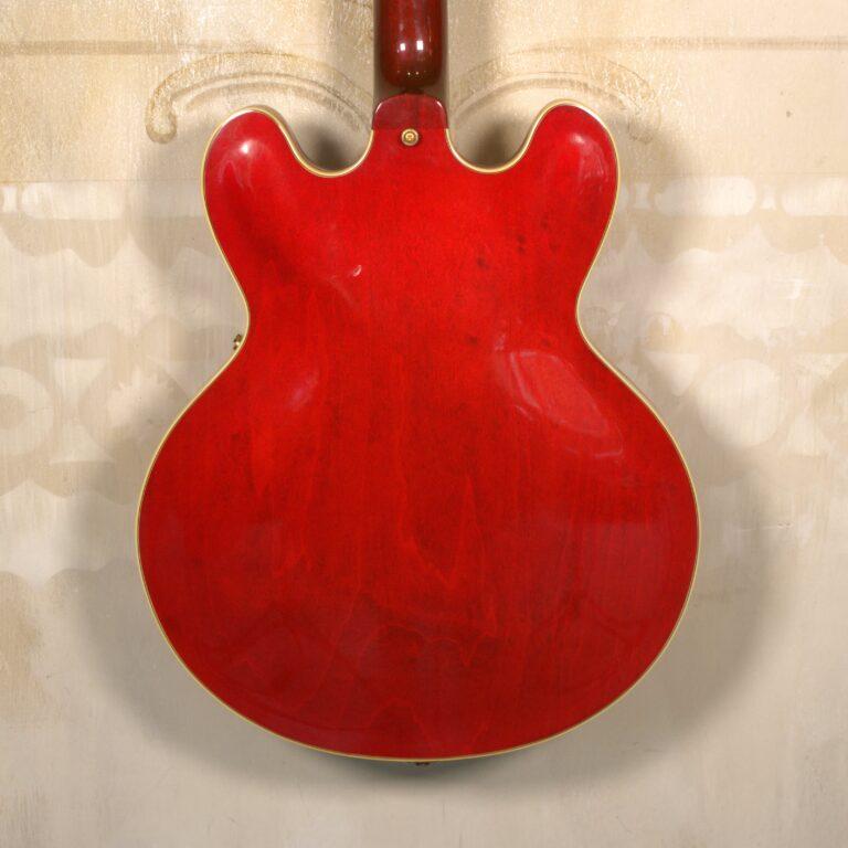 Gibson ES-355 Cherry VOS S/H
