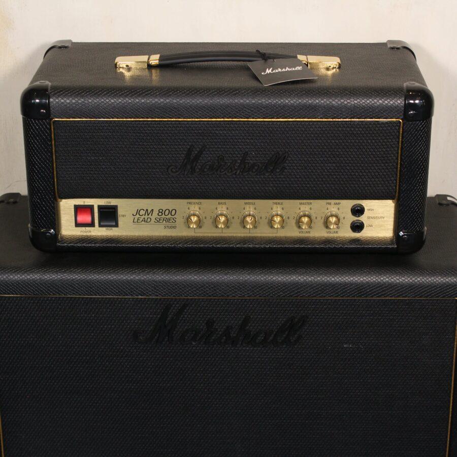 Marshall JCM 800 H+C Design Store Blackout