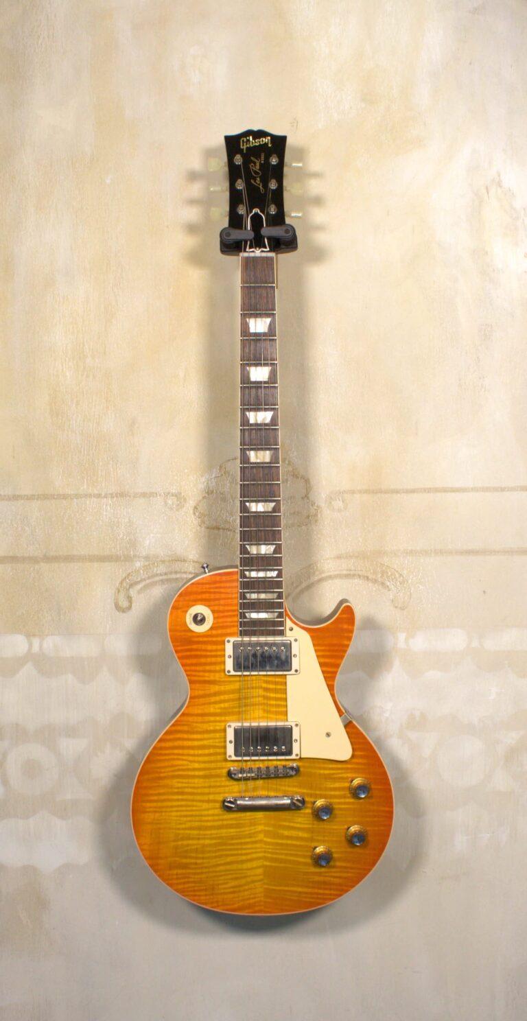Gibson Les Paul '60 Standard 60th Anniversary Orange Fade VOS