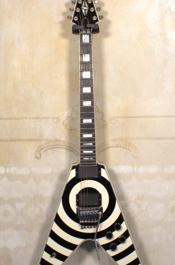 Gibson Flying V Zakk Wylde Custom
