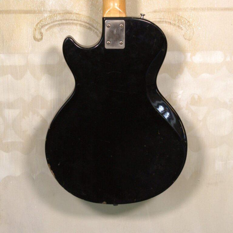 Gibson S1 1976 Ebony