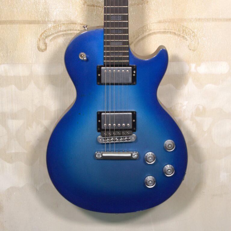 Gibson Les Paul HD.6X-Pro Blueberry Burst