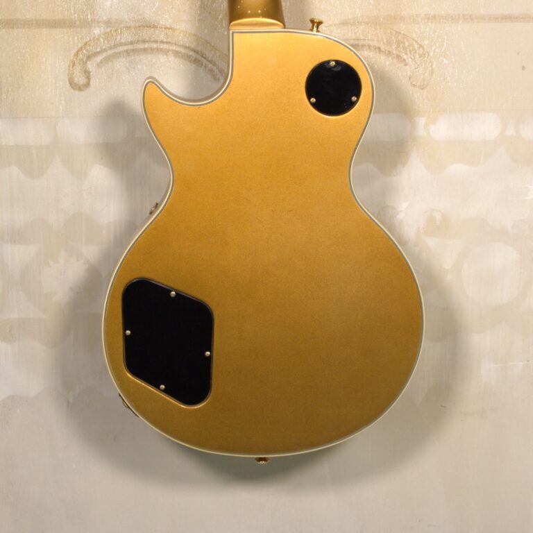 Gibson Les Paul Custom 1978 Goldtop