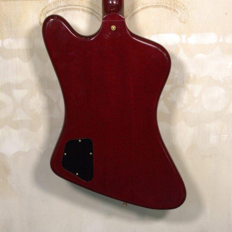 Gibson Firebird 2004 Wine Red