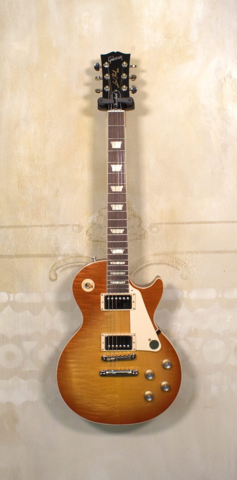 Gibson Les Paul Standard 60's Unburst