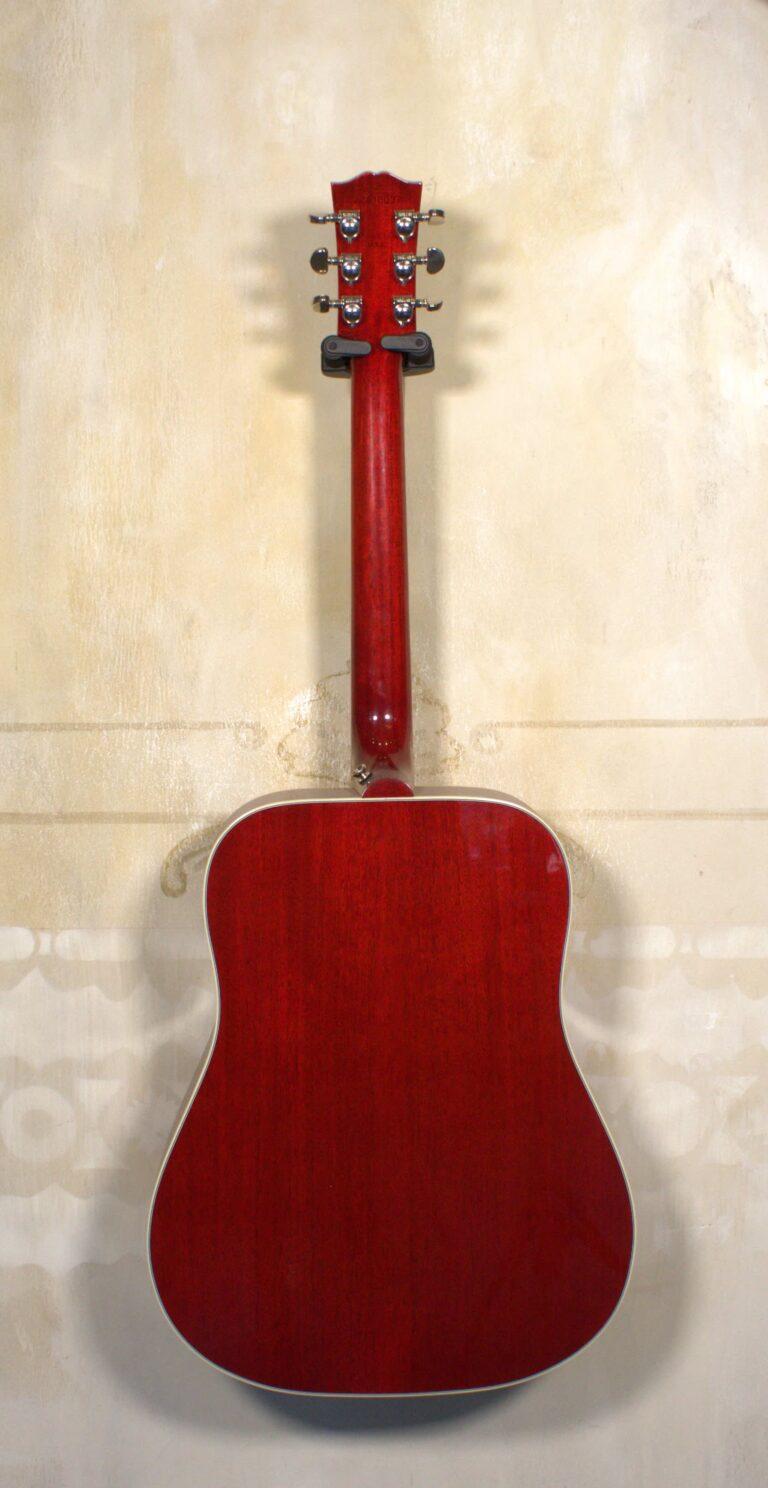 Gibson Hummingbird Heritage Cherry