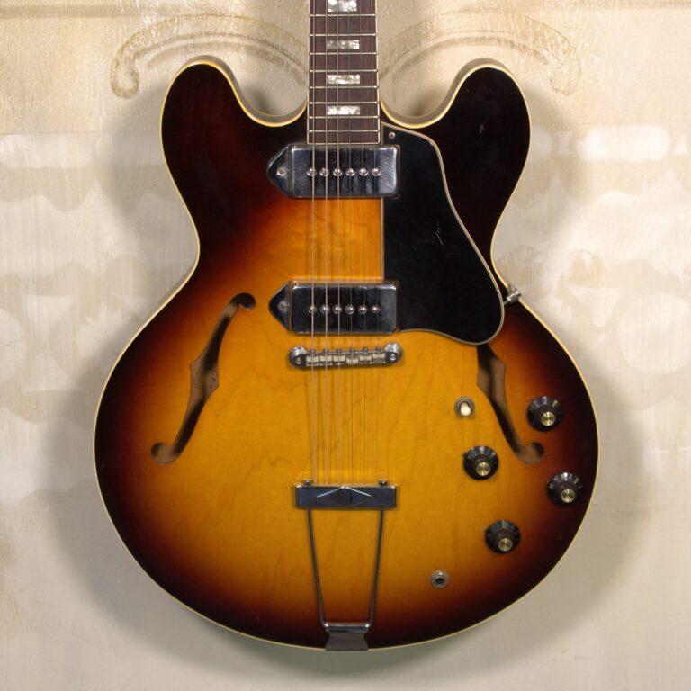 Gibson ES-330 1970 Vintage Sunburst
