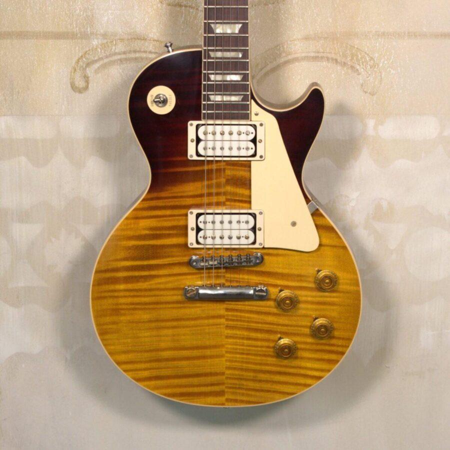 Gibson Les Paul Standard '59 M2M Shoulder Burst VOS