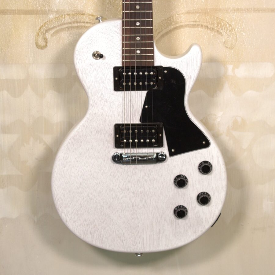 Gibson Les Paul Special Tribute Humbucker Worn White