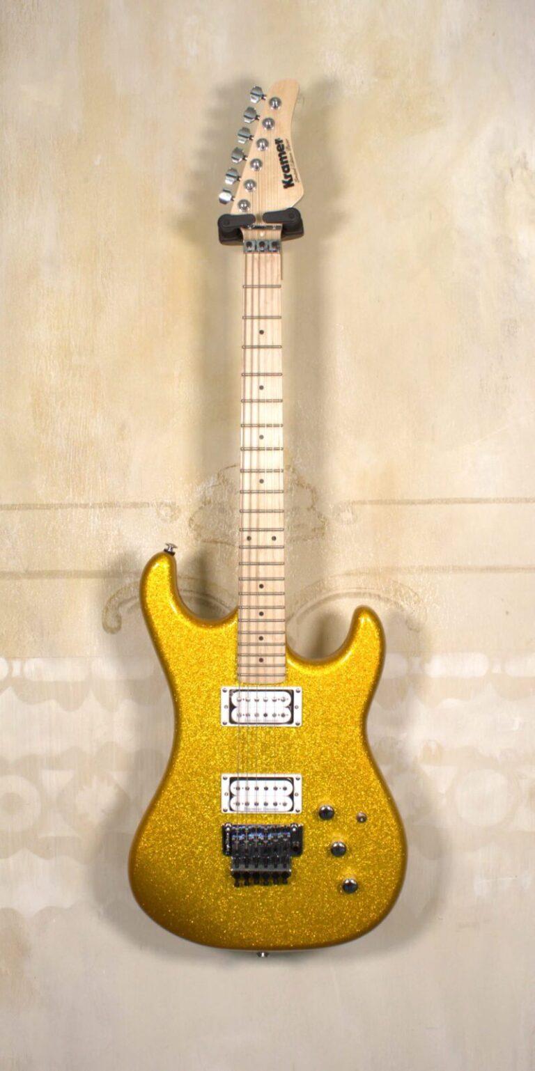 Kramer Pacer Metallic Gold