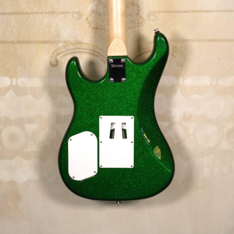 Kramer Pacer Metallic Green