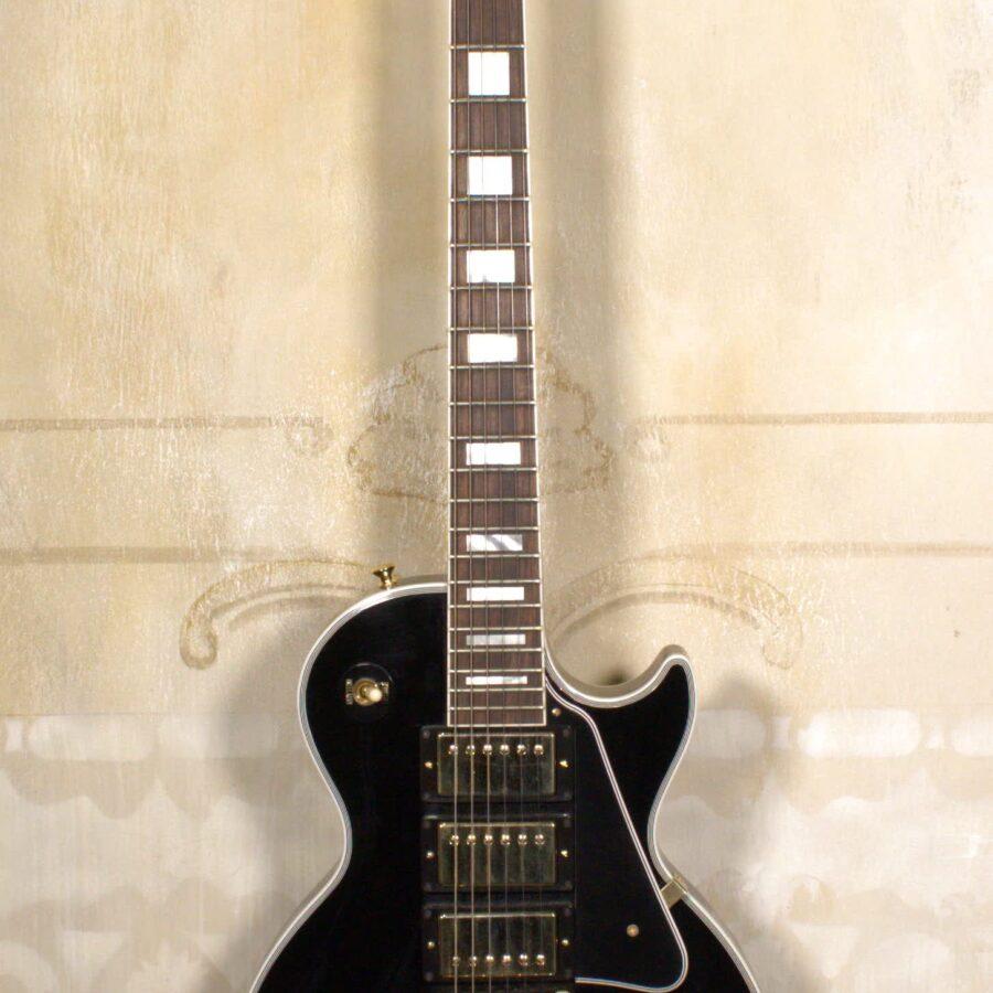 Gibson Les Paul Custom Triple Humbucker 2014