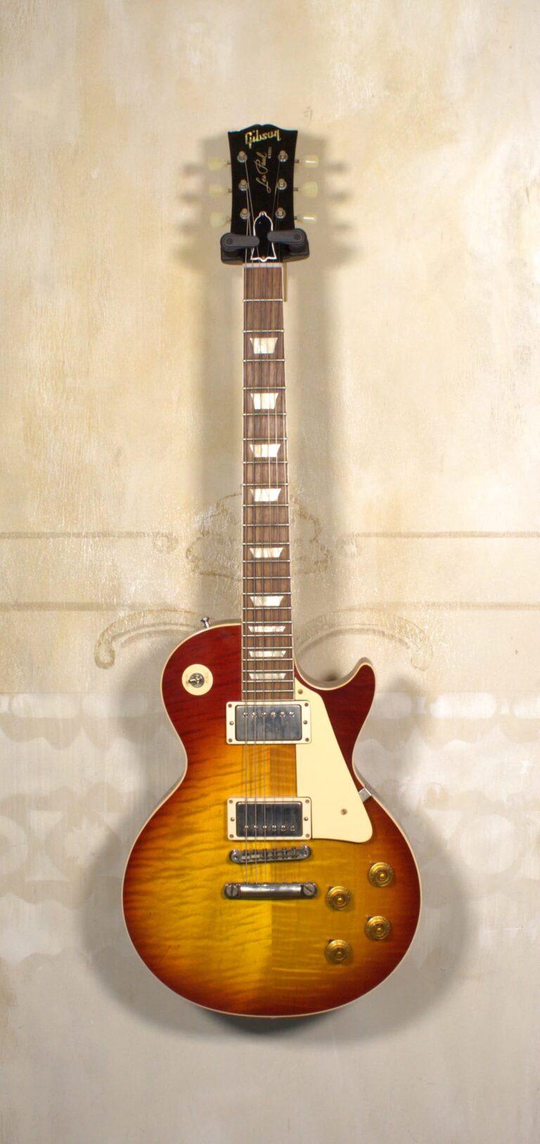 Gibson Les Paul '59 Anniversary Bourbon S/H