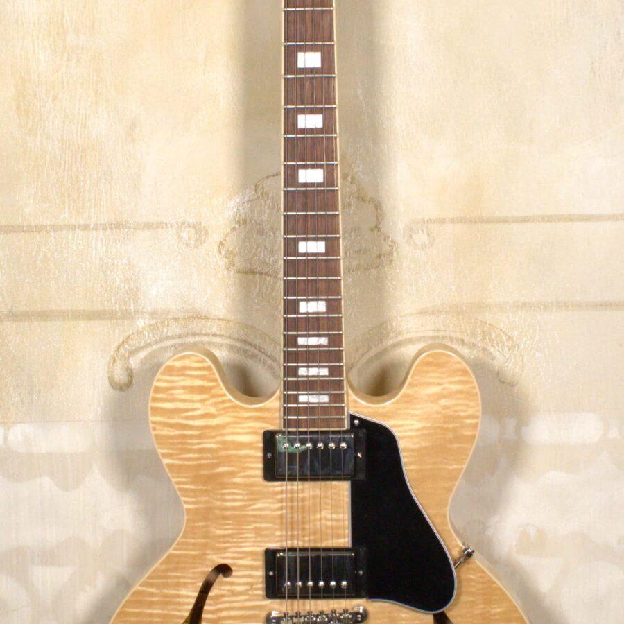 Gibson ES-335 Antique Natural Figured 2021